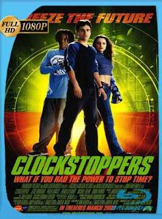 Clockstoppers, detener el tiempo 2002 HD [1080p] Latino [GoogleDrive] DizonHD