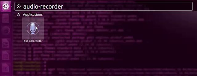 Como instalar o Audio Recorder no Ubuntu, Linux Mint e derivados!