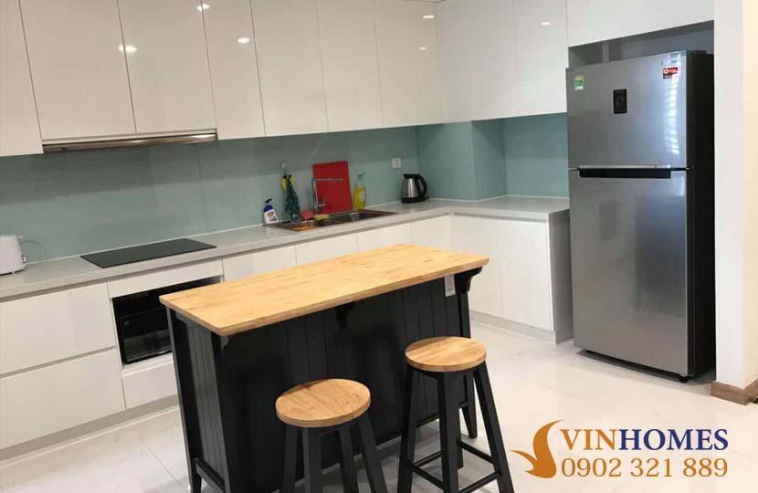 Cho thuê L2 Vinhomes Central Park 80m2 căn hộ tầng 23 - hinh 4