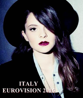 WIKI FRANCESCA MICHIELIN ITALY EUROVISION 2016