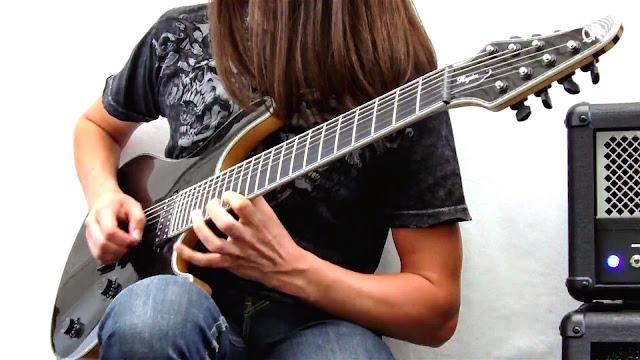 gitar Seven String