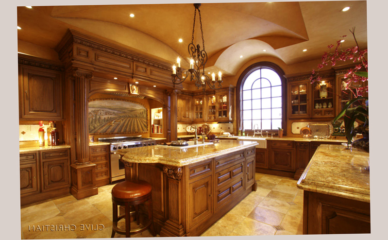 Gourmet Kitchen Designs Ideas For 2016 Ellecrafts