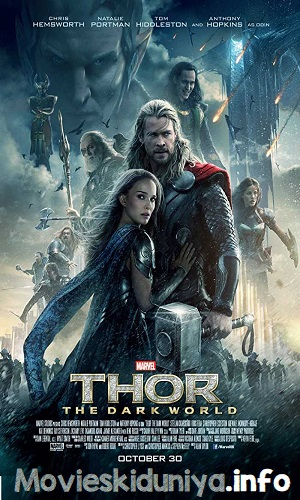 Thor The Dark World (2013) 850Mb Full Hindi Dual Audio Movie Download 720p Bluray