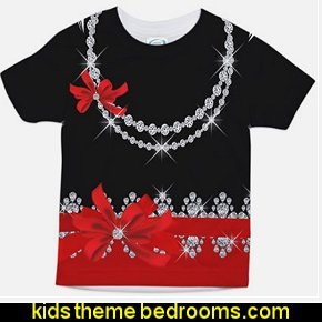 Diamond Delilah (Red) Toddler All Over Print Tee
