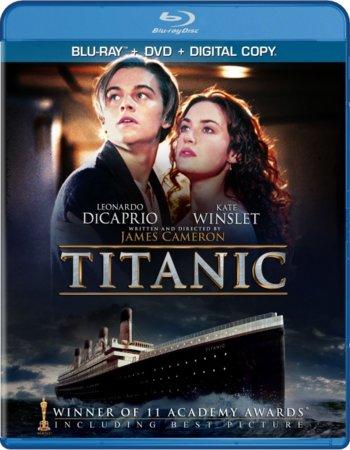 Titanic (1997) Dual Audio 720p