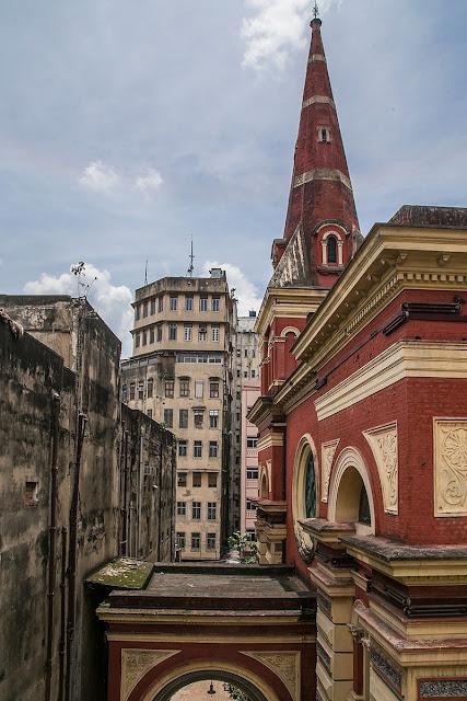 Magen David Synagogue jews history kolkata calcutta