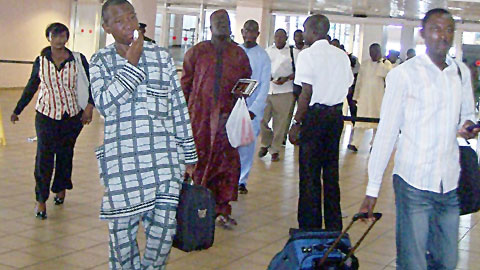 83 nigerians deported london uk