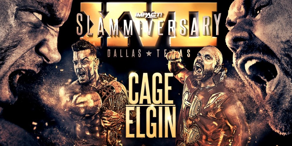 Two Matches Added to Slammiversary PPV, Updated Card