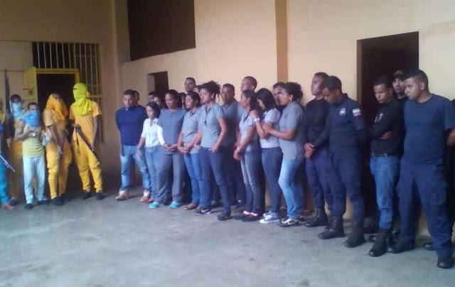 Criminales presos tomaron rehenes en cárcel en Cumaná y amenazan con matarlos