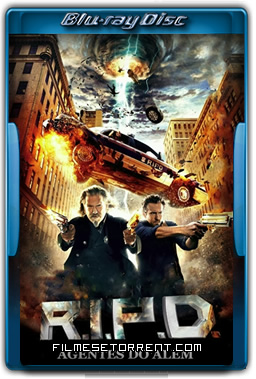 R.I.P.D. Agentes do Além Torrent 2013 1080p BluRay Dual Áudio