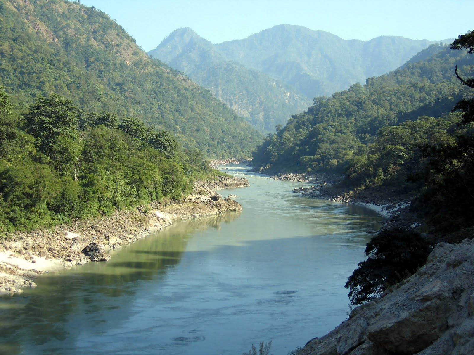 List of rivers of Nepal