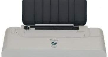 driver pour imprimante canon pixma ip1600