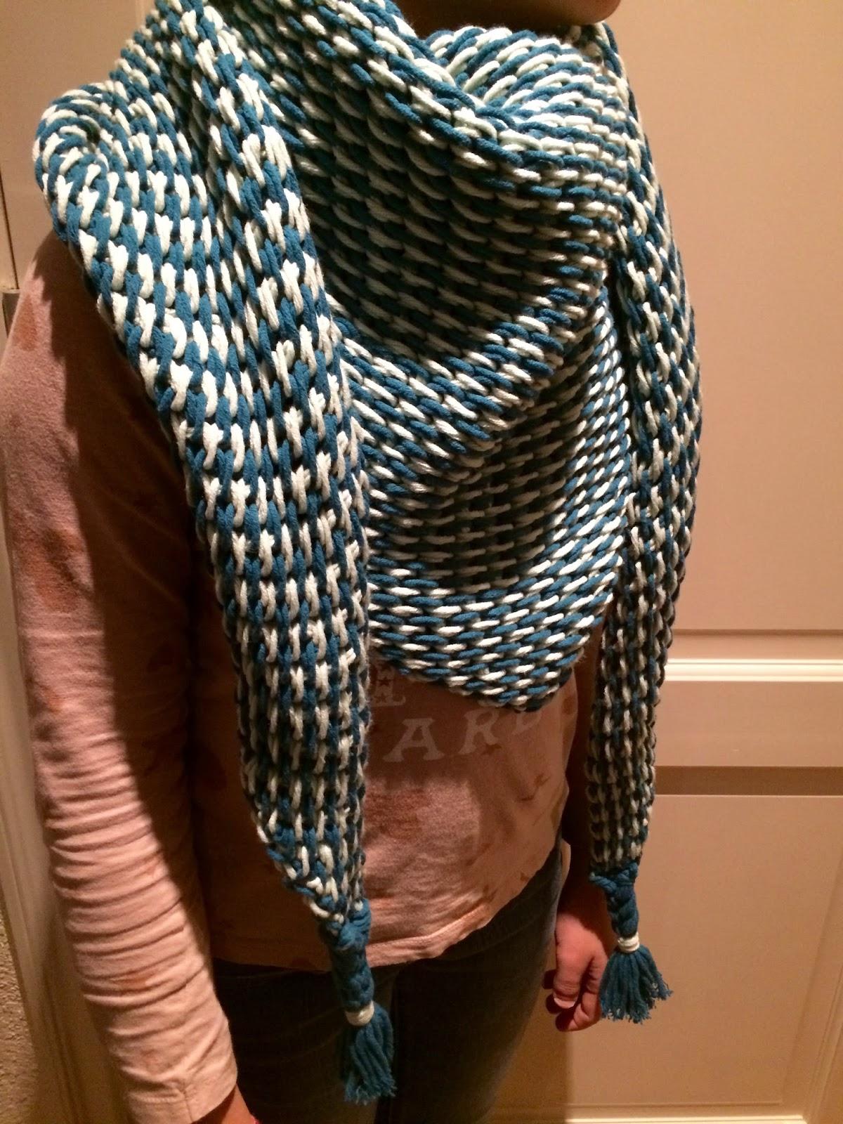 Mafke Tunisch Gehaakte Sjaal