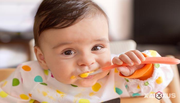 Fakta 2 - Janin 21 minggu sudah dapat merasakan rasa makanan