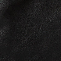 Close up of the Miche Black Hip Bag
