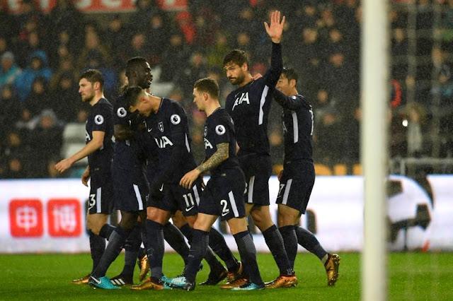 "Video Swansea 0-2 Tottenham: ""Vua sư tử"" gầm vang"