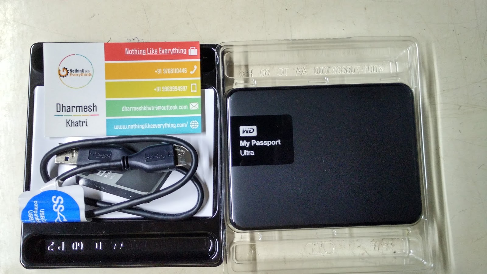 WD My Passport Ultra Review :Carry In Your Pocket - Nothing