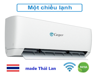 Điều hòa Casper LA-CASPER Series Smart On/Off