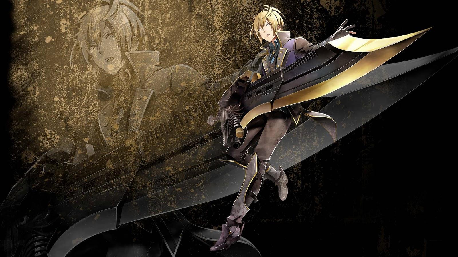 Free Wallpaper God Eater Anime Wallpaper Hd