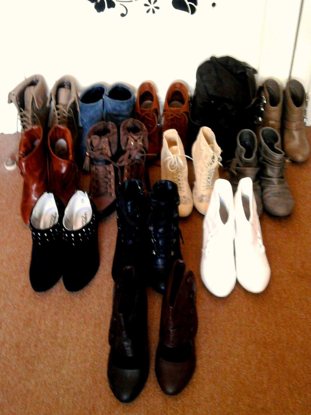 outlet store a6852 2c456 Chaussures L histoire Étalage Mode La De Pourris Photos cqpg66