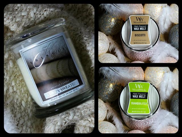 Avis Mystery Box, box bougies parfumées de La Note de Coeur (Janvier 2018), blog bougie