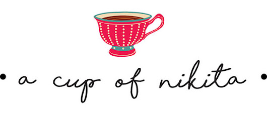 Coping with Sadness - A CUP OF NIKITA