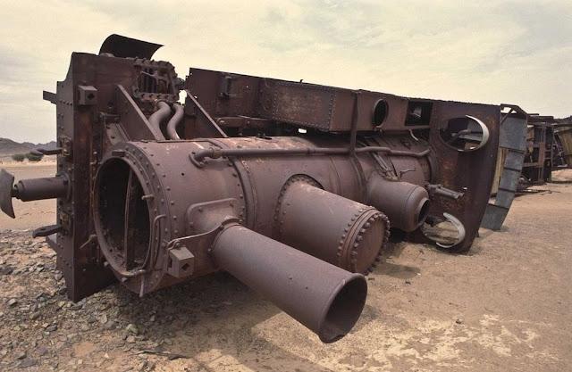 Jalur Kereta Api Hijaz, Sisa Kejayaan Kesultanan Turki Usmani