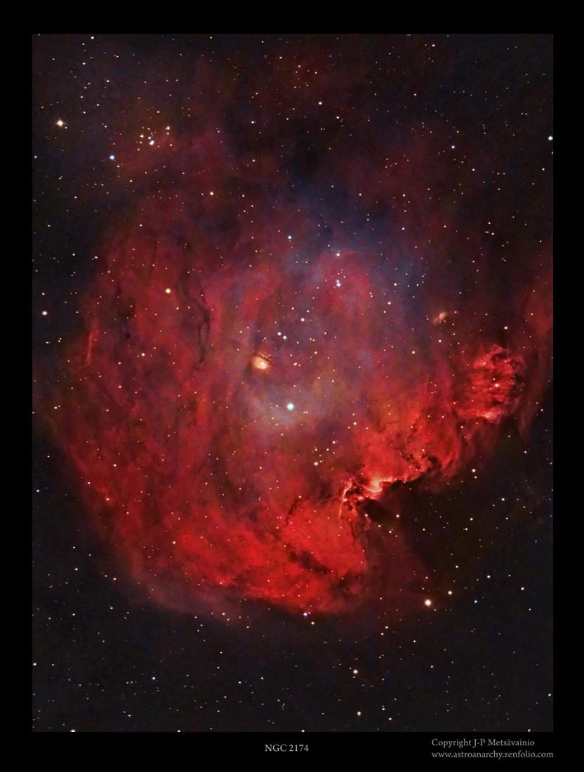 Emission Nebula Spectrum - Pics about space