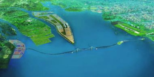 THE LONGEST BRIDGES IN THE WORLD (WATER)