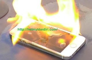 Penyebab smartphone android cepat panas