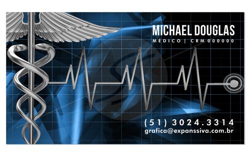 15 cartoes de visita criativos medicos 14 - 15 Cartões de Visita Super Criativos para Médicos