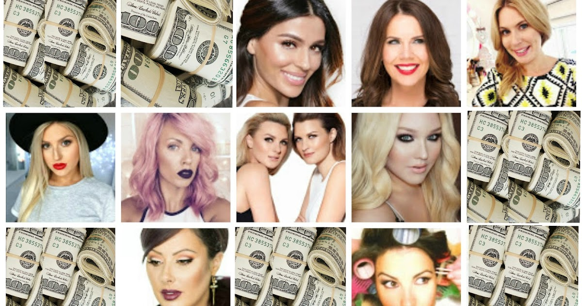 how to make money from your beauty