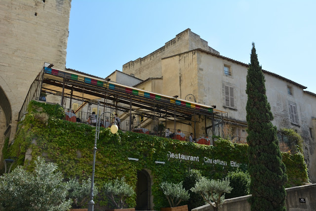 Avignon Restaurant Christian