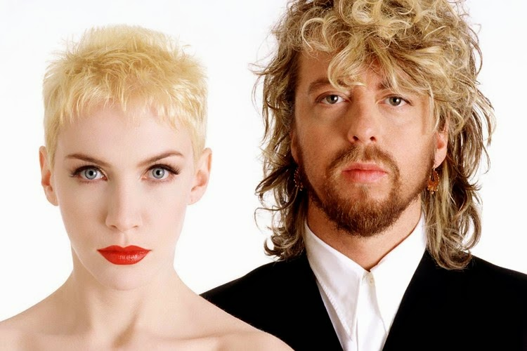 coraz u00f3n de canci u00f3n  eurythmics