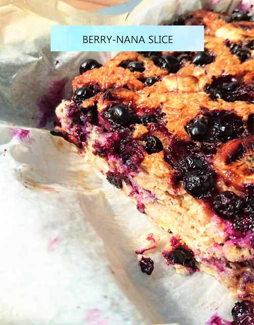 sweetly, mel: Berry - Nana Slice