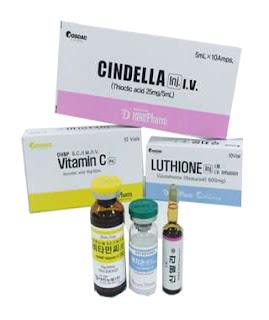 Korea Cindella Whitening Injection