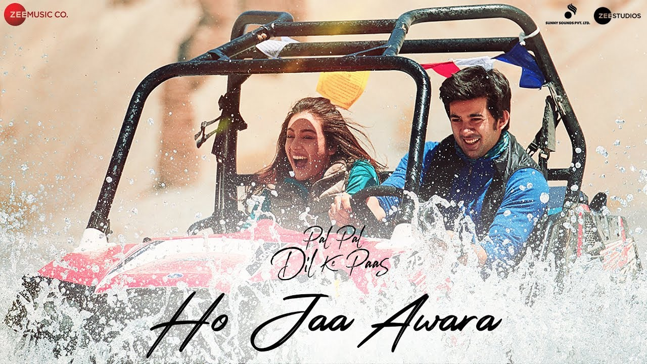 Ho Jaa Awara Lyrics, Ash King