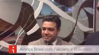 Marcos Feliciano e a maçonaria