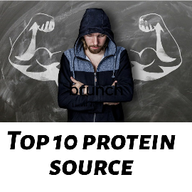 What is protein ll  Top 10 protein rich food easily available in market