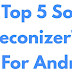 Top 5 Song Reconizer Tools For Android