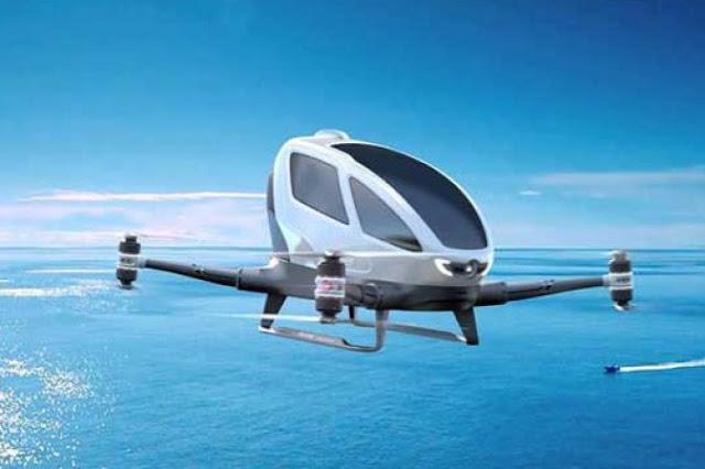 Buongiornolink - Taxi volante? Una promessa di Airbus diventata realtà