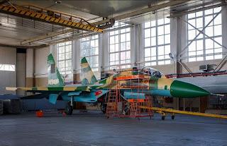 Sukhoi SU-30K