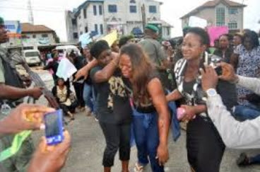 militants kill 15 worshippers omoku rivers state