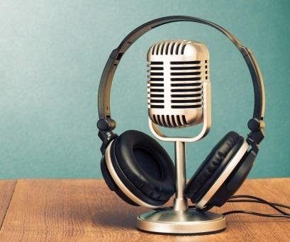 Pertemuan dengan Podcast