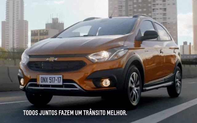 Novo Chevrolet Onix 2017: vídeo do comercial de TV