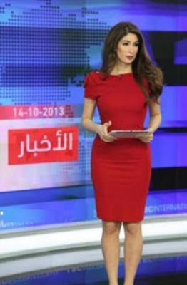 صور مذيعات الحدث العربية