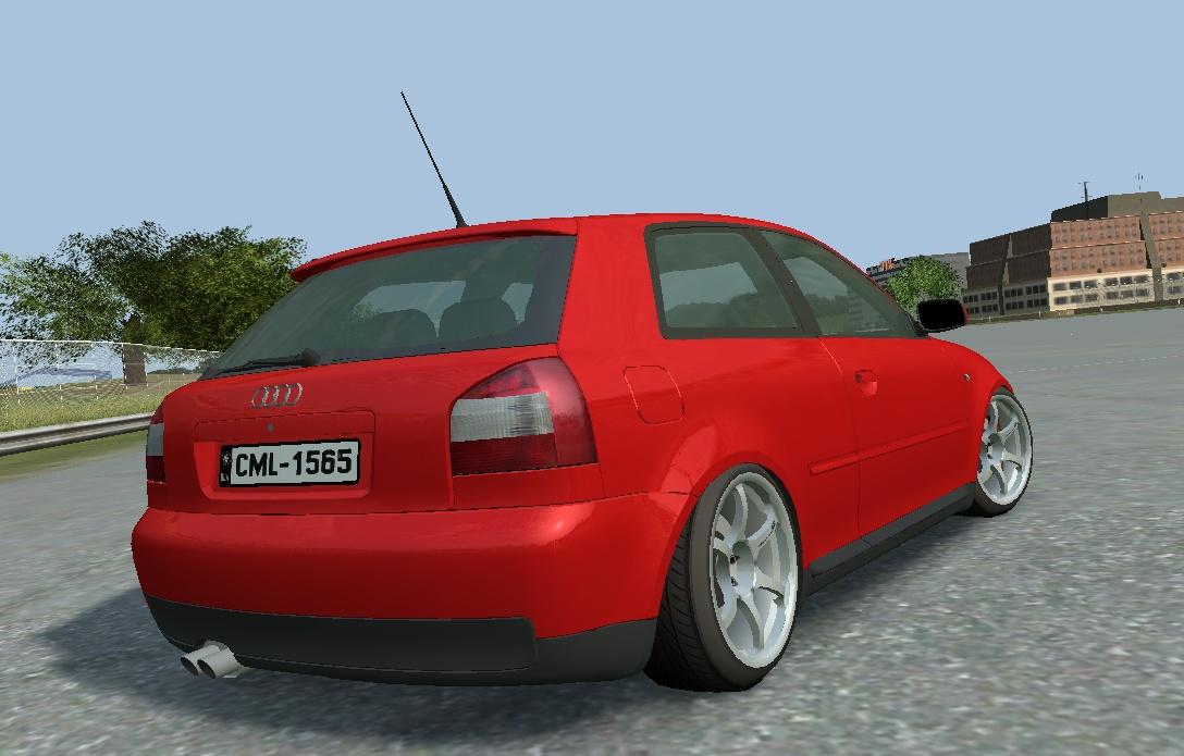 XR - Audi A3 - 2001