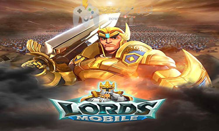 تحميل لعبة Lords Mobile للكمبيوتر وللاندرويد برابط مباشر