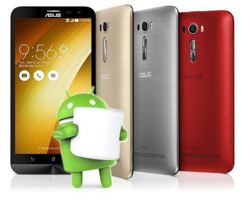 Root Asus ZenFone 2 Laser ZE550KL 6.0 Marshmallow and Install TWRP