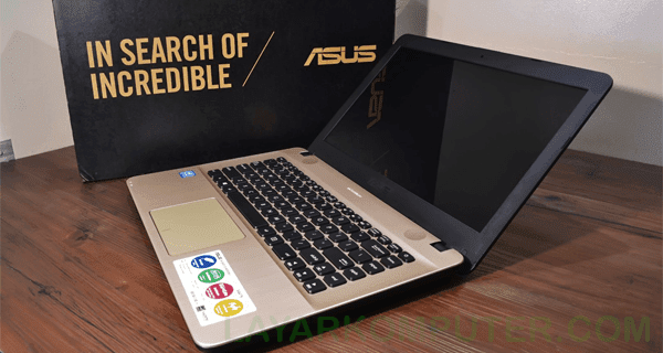 Spesifikasi Laptop Asus X441N
